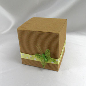 Corrugated One Piece Boxes