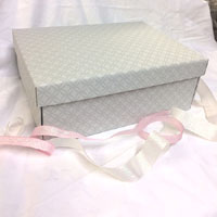 gift boxes with patterns