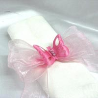 38mm organza ribbon